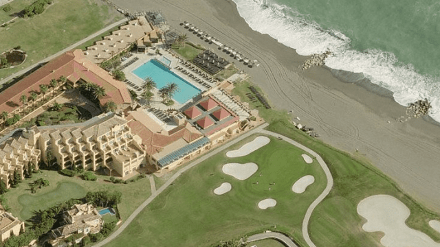 Golf and Beach hotel for sale in South of Spain