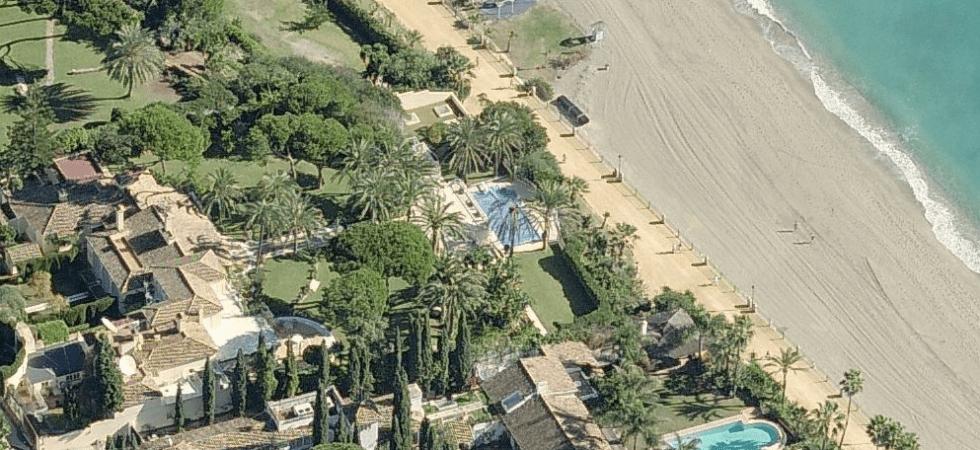 Norweigian Billionaire John Frederiksen's Marbella Home