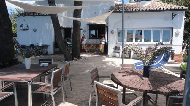 3 bedroom semi detached villa Marbella Hillside only 450.000 euros