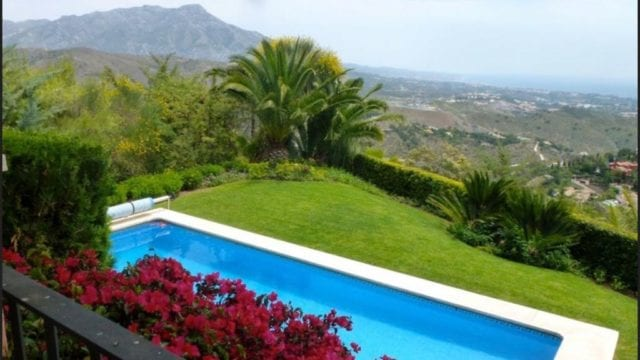 Reduced – La zagaleta villa with perfect Sea & Coastal views