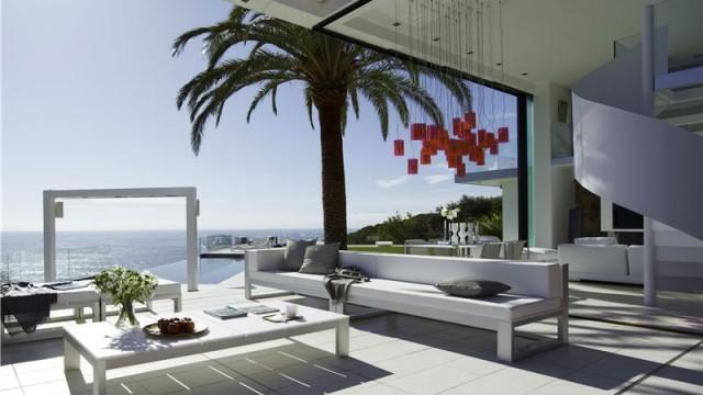 Massive Modern Villa With Perfect Sea Views For Sale In Spain