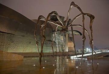 Guggenheim Museum Bilbao Spain.