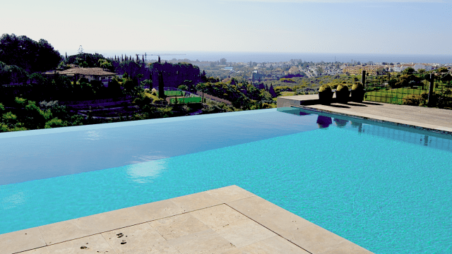 Contemporary home for sale in Los Flamingos Golf Club