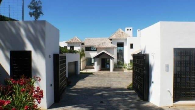 La Zagaleta modern villa with Panoramic views