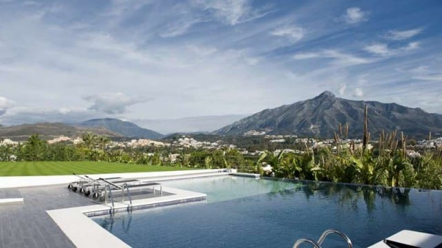 Brand new Modern high quality villa for sale in Nueva Andalucia – Marbella