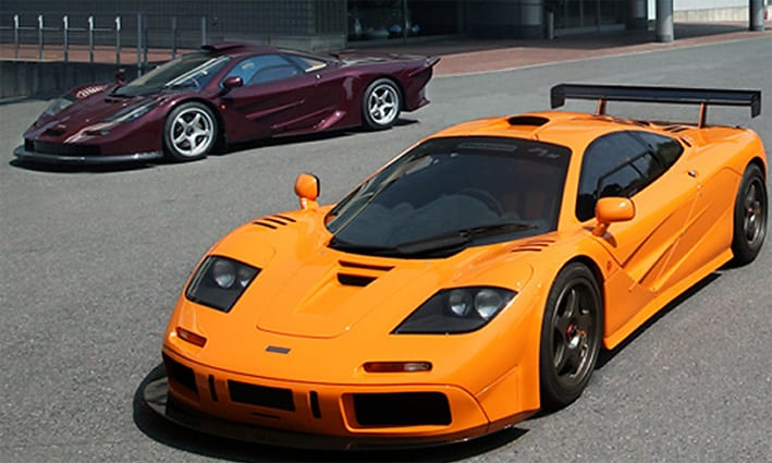 Image result for McLaren F1 LM pic