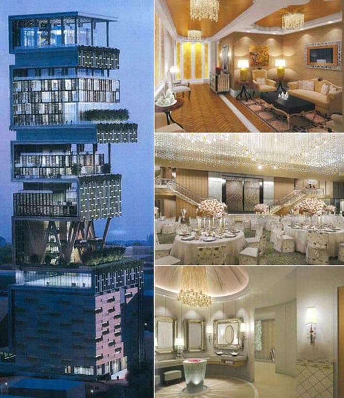 Attrayant ... Mukesh Ambani House Interior Pictures Interior Ideas