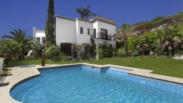 SOLD La Quinta – Reduced.7 bed Luxury villa near Puerto Banus.