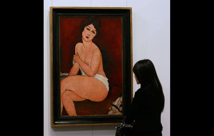 CHINA HONG KONG SOTHEBY'S AUCTION PREVIEW