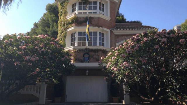 Villa for sale in the most exclusive urbanization in Malaga