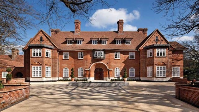 Heath Hall large house for sale, The Bishops Avenue London