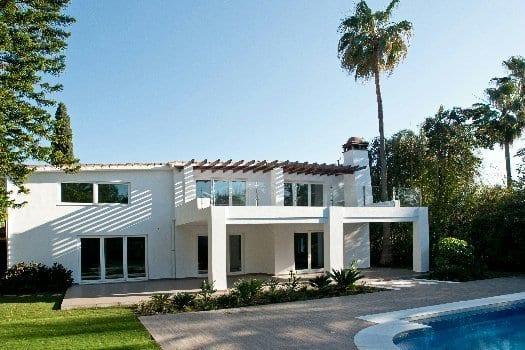 For Sale Modern villa In Nueva Andalucía Villa 4bedrooms.