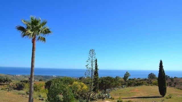 Villa 13 hectares land & panoramic Sea views Marbella