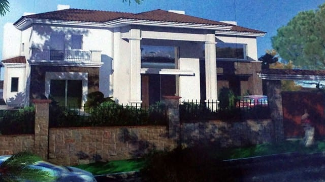 7 bedroom modern villa for sale in Marbella