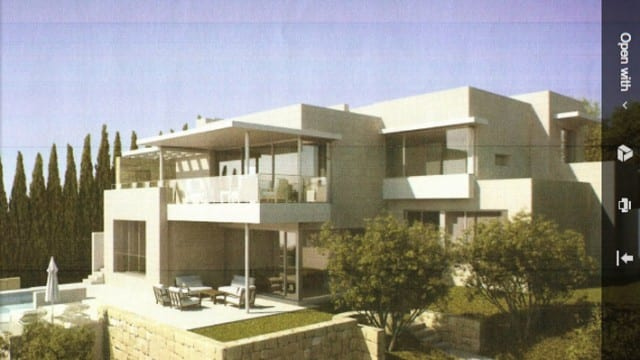 Modern villa for sale with sea views – Marbella East