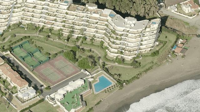 3bed Garden apartment for sale Guadalmina beach