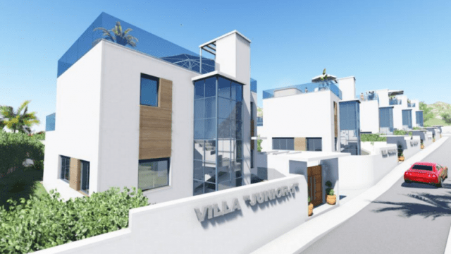 €1.3million new beachside villa for sale Marbella