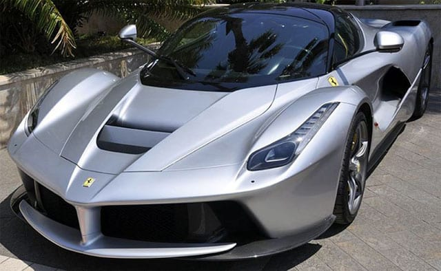 laFerrari-Silver-not-for-sale
