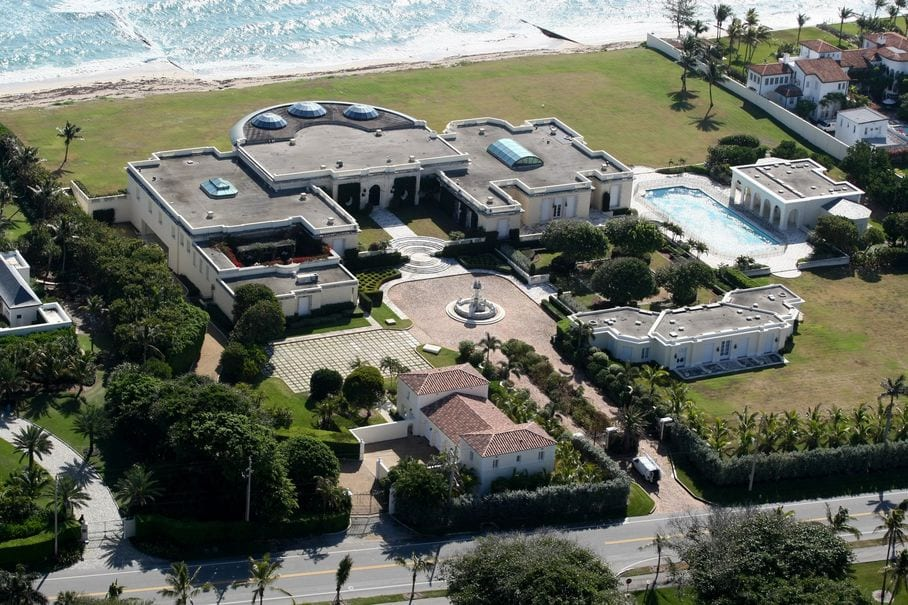 Bob Kraft Palm Beach Residence