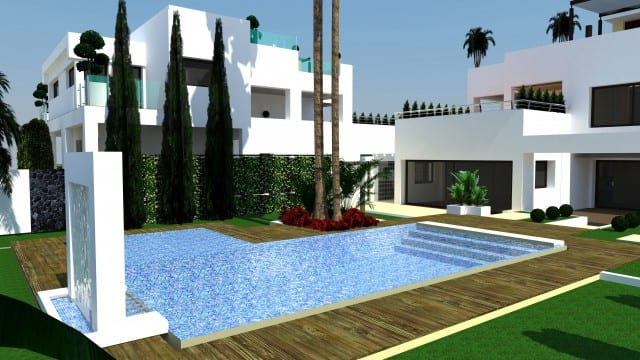 Villa 2nd line beach for sale in Marbella.Ready 6months
