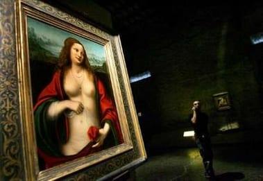 "Leonardo da Vinci ""Mary Magdalene"""