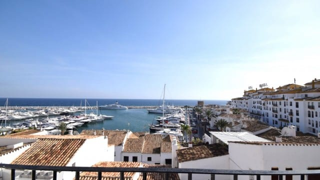Amazing Puerto Banus Penthouse for sale