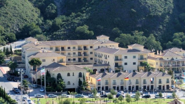 South of Spain.Large wellness Hotel for for sale