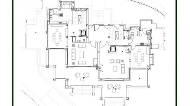 Plan D Une Villa Des Stars : New off plan villas for sale marbella hillside sierra blanca