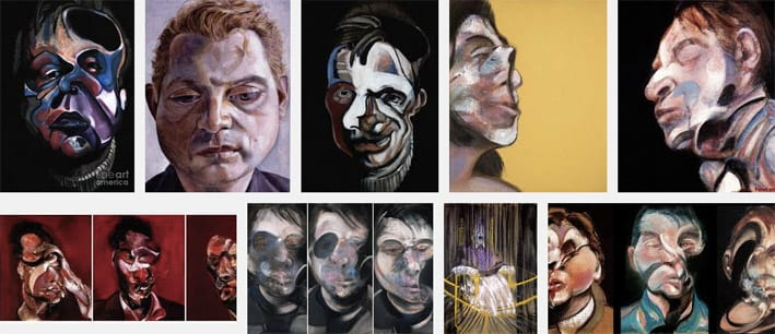 francis-bacon-Portraits
