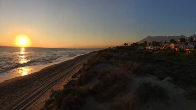 Beach front townhouses for sale & rent Marbella East