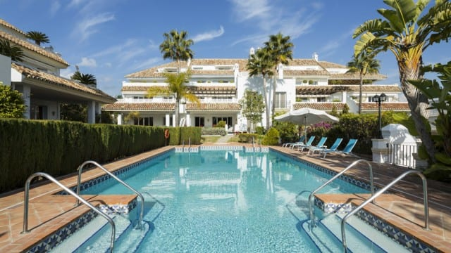 Marbella 5bed Penthouse in a Gated urbanization