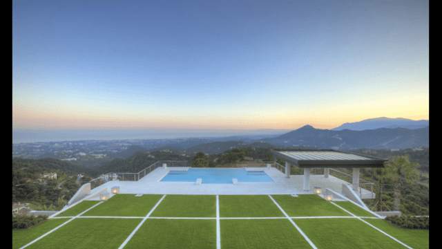 Sold La Zagaleta Country Club 8bed Mansion with sea views