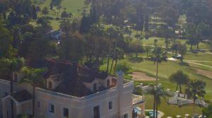 Benahavis 1st line Golf Mansion 11 bedrooms for rent