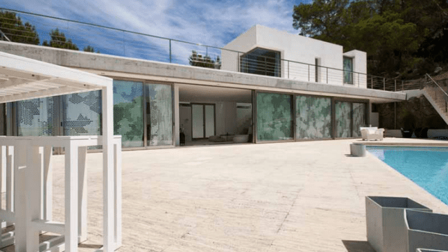 Modern villa near Ibiza town for sale