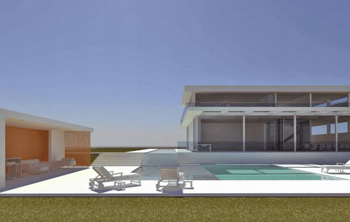 Villa moderne vendre la moraleja de madrid for Villa moderne prix