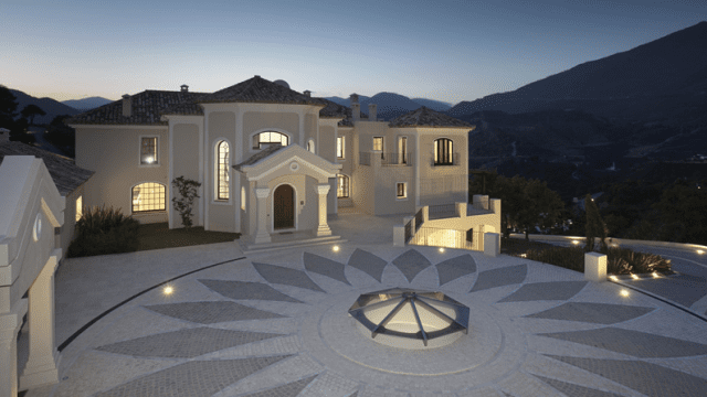 Sold La Zagaleta – New Mansion with 8 cars garage for sale