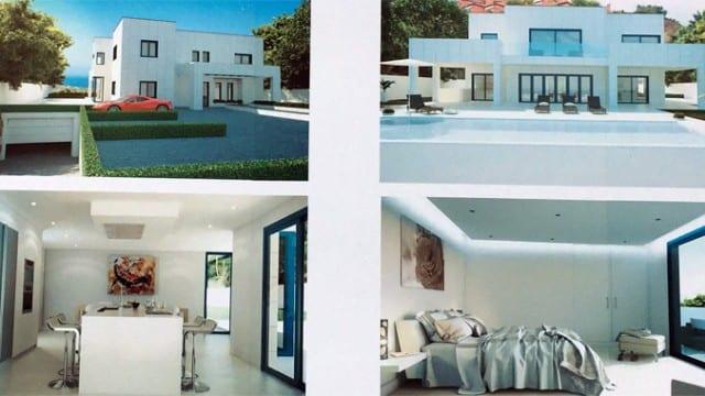 Brand new Modern villa for sale Benahavis