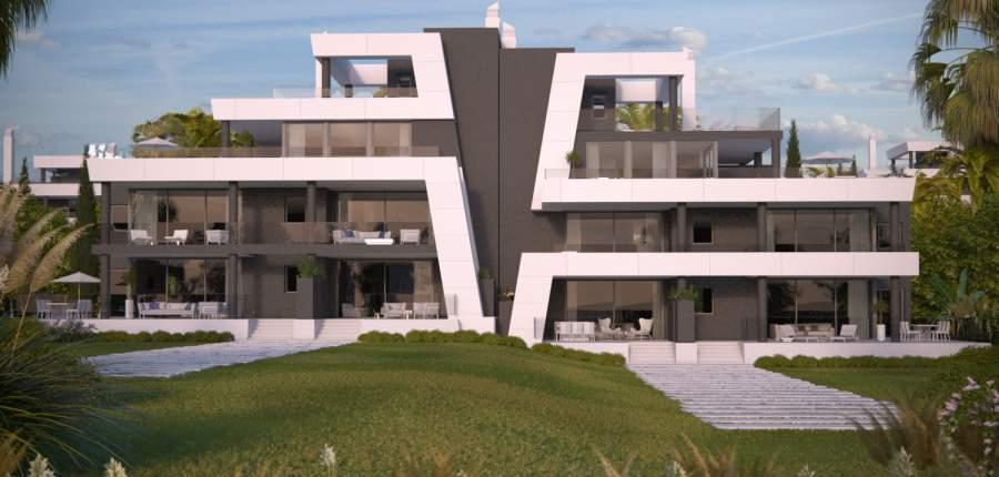 Best new Off plan development on Costa Del Sol