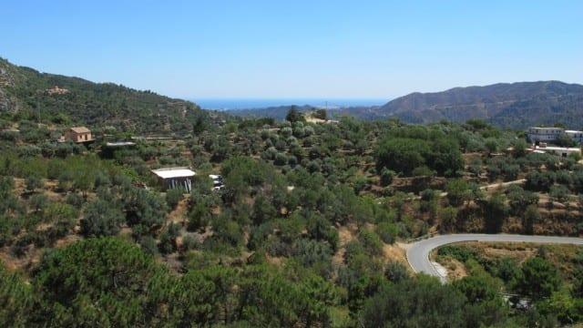 SOLD Bargain villa Puerto Banus.15min drive.16.000m2 hilltop plot.