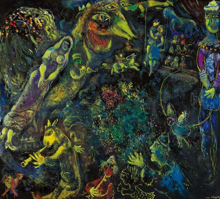 Chagall-Bestiaire-et-Musique