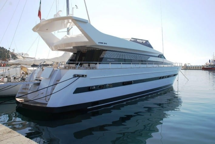 Luxury Yachts Repossessed By Banks Urgent Sales Mediterranean