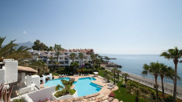 Ventura del Mar.3 bed Duplex Penthouse for sale