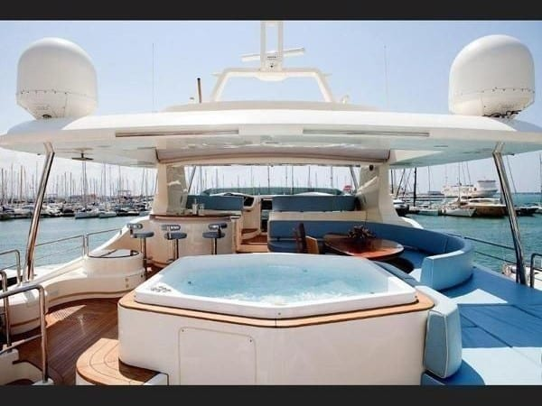 Bank repo Yacht massive discount spain