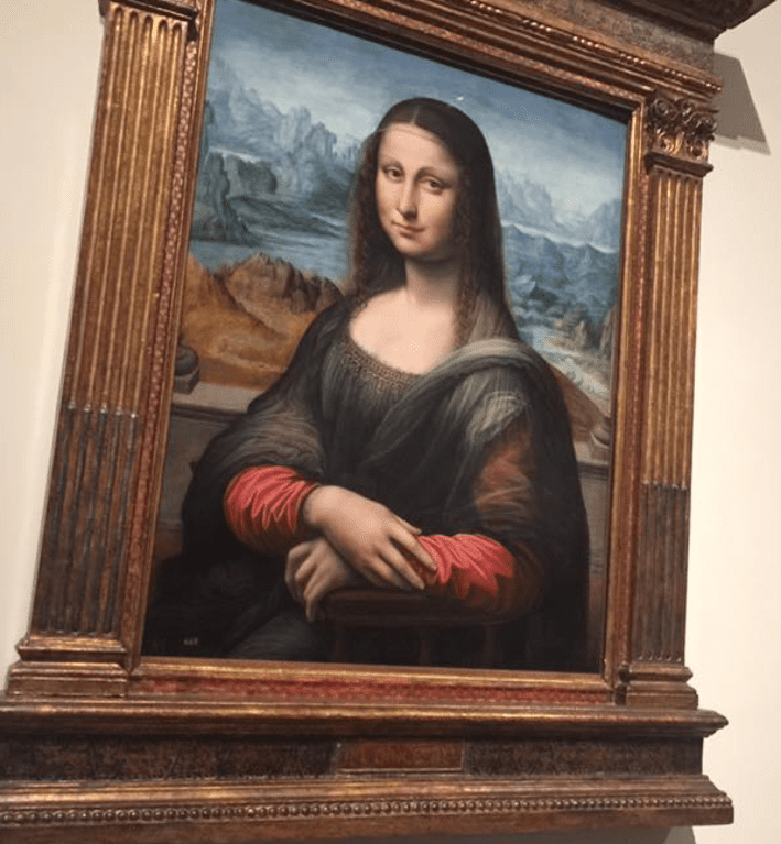 Mona Lisa Wikipedia Autos Post