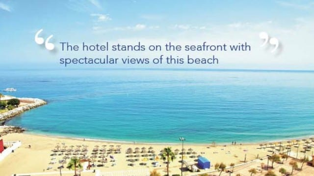 Costa del Sol Beachfront Hotel Rooms for sale +€55k