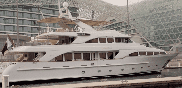 Benetti Classic Trideck 35m refit 2015 $6.5million