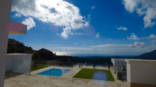 Reduced – La Zagaleta 8bedroom Modern Villa for sale with sea views.