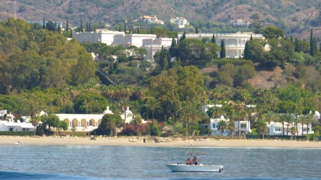 Saudi Royal Family & Marbella South of Spain