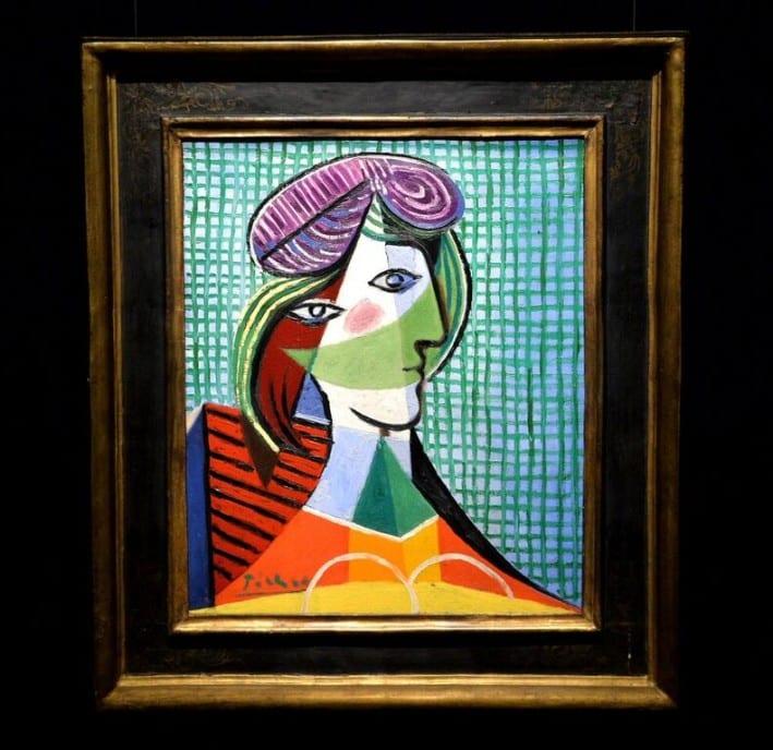 Pablo-Picasso-Tete-de-Femme-1935