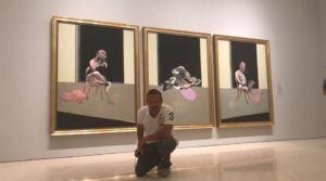 Francis Bacon paintings for sale.Triptych by Francis Bacon sells for World record $142.4million
